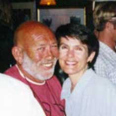 Photo of Elaine Lembo and her boyfriend Rick