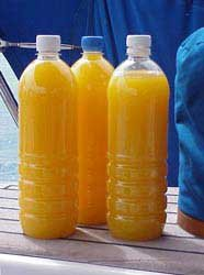 Photo of fresh orange juice