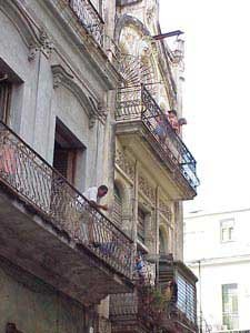 Photo of Old Havana balconey