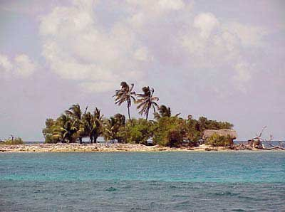 Photo of the Sapodillas Islands