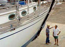Photo of La Ceiba Shipyard
