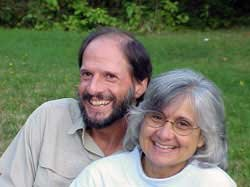 Photo of Steve Callahan and Kathy Massimini