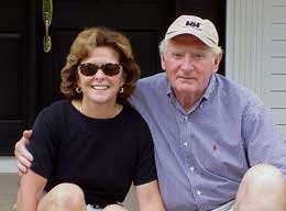 Photo of Suzanne and John Brennan