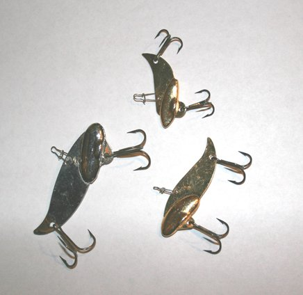 Photo of Silver Buddy lures