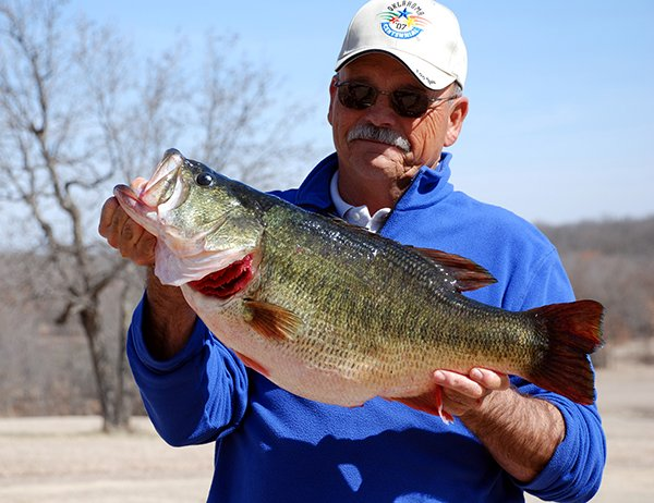 "Photo of Roger Lee Brown, ""The Bass Coach"""