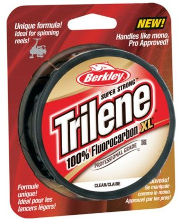 Photo of Berkley Fluorocarbon fishing line