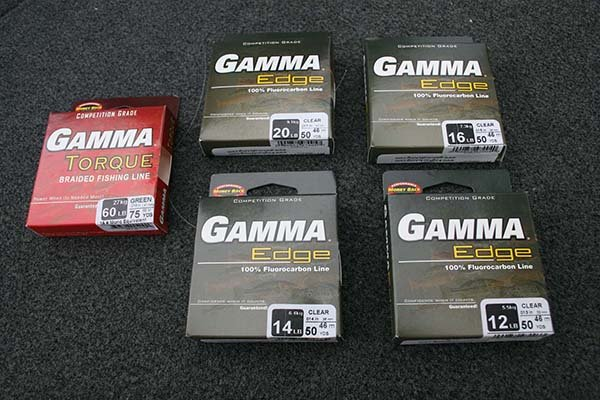 Photo of Gamma Braided Fishing Line