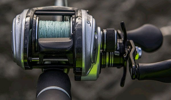 Spooling A Spinning Reel Fishing Boatus