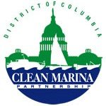 Clean marina logo for the District of Columbia
