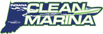 Logo for Indiana Clean Marinas