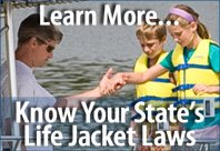 Your State's Life Jacket Laws