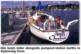 Pumpout Station Berth