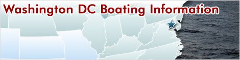 Washington DC Boating Information