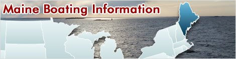 Maine Boating Information