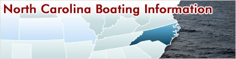 North Carolina Boating Information