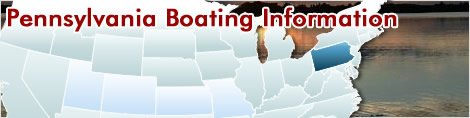 Pennsylvania Boating Information