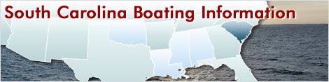 South Carolina Boating Information