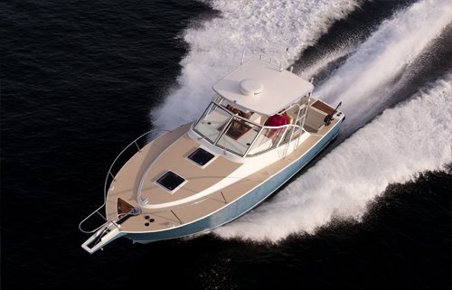 Photo of a Coastal Craft 30 Open