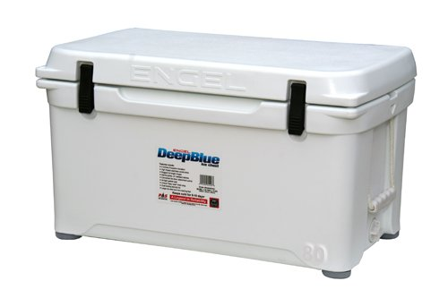 Photo of the Engel Deep Blue 80 Cooler