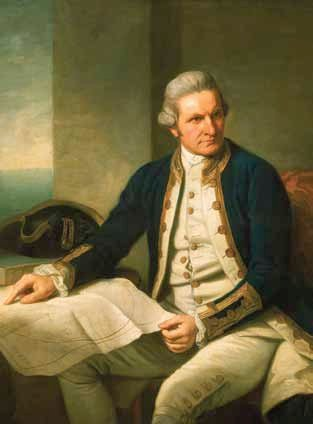 Photo of James Cook