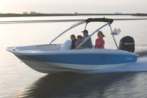 Photo of Boston Whaler 170 Super Sport on the water