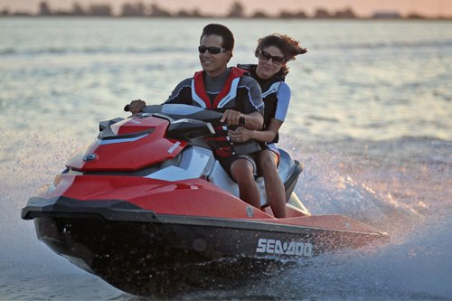 Photo of Sea Doo GTI SE 130