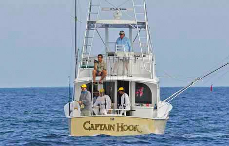 Photo of fishing on the Captain Hook