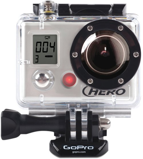 Photo of GoPro Hero HD Camera