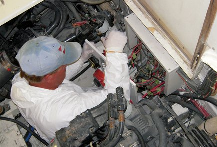 Marine repair tech