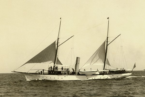 Photo of the Oneida, a luxury yacht