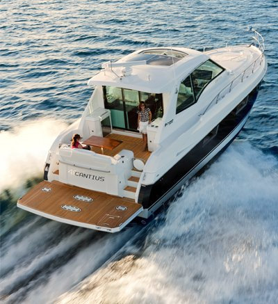 Photo of the Cruisers 48 Cantius