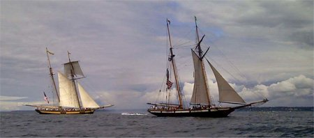 Photo of 21-foot open-bow Reinell in Lake Ontario