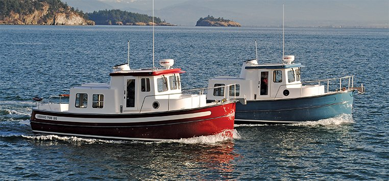 Photo of Nordic Tugs 26