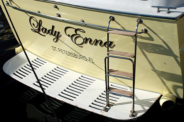 Photo of the Lady Enna
