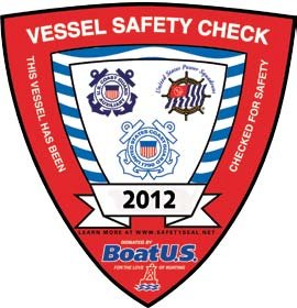 Vessel Safety Check logo