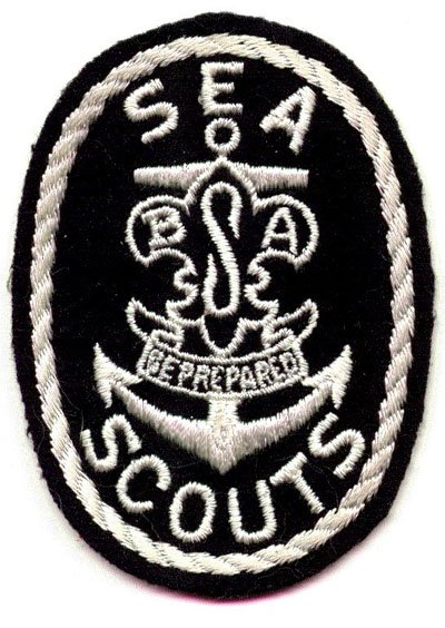 Sea Scout Patch