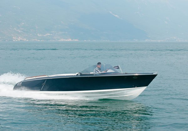Photo of a Frauscher 757 St. Tropez