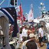 Thumbnail photo of crowds at a boat show