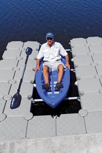 Photo of Kayak Dock