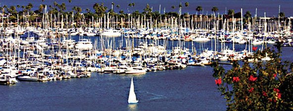 Photo of San Diego Harbor