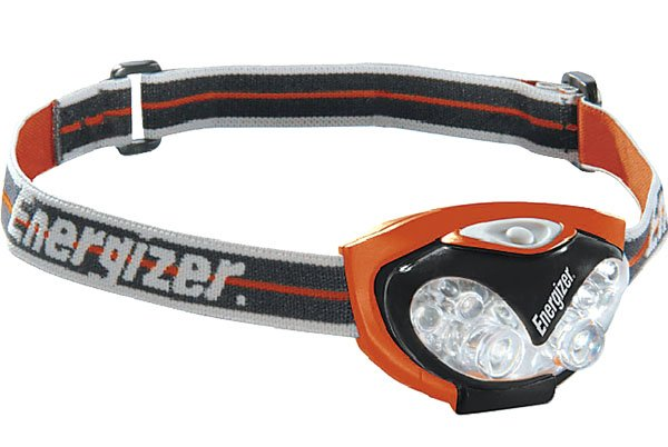 Photo of an Energizer 6-LED Headlight