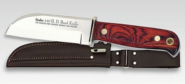 Photo of a Linder Boat Knife