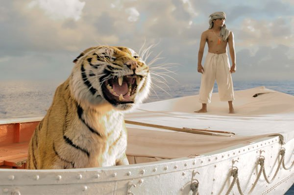 Photo from the film Life of Pi