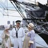 Thumbnail photo of USS Constitution docked at Charlestown Navy Yard