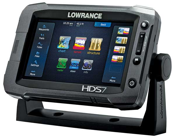 Lowrance HDS Gen2 7-inch Touch