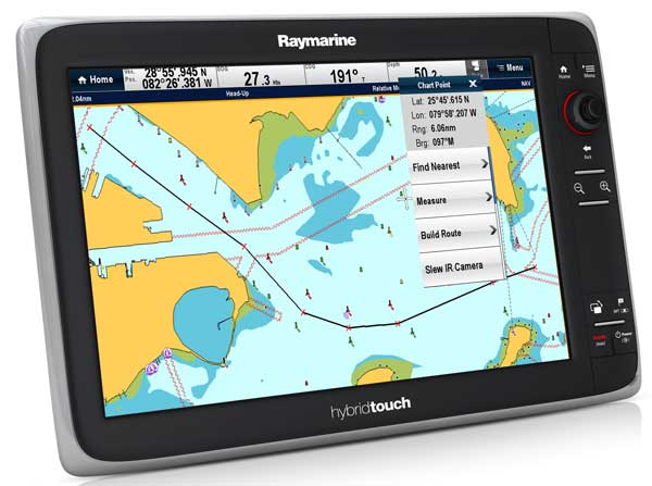 Raymarine LightHouse v5 Software