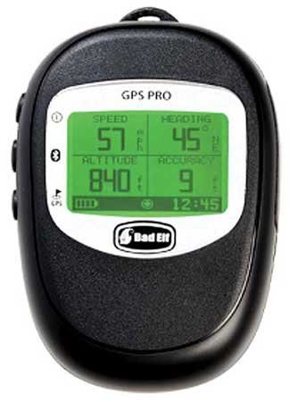Photo of the Bad Elf GPS Pro