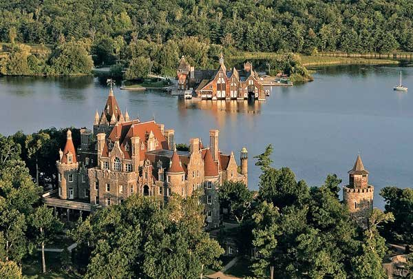Photo of Boldt Castle