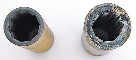 Photo of cutlass bearing