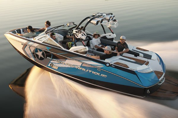 Photo of a Super Air Nautique G23